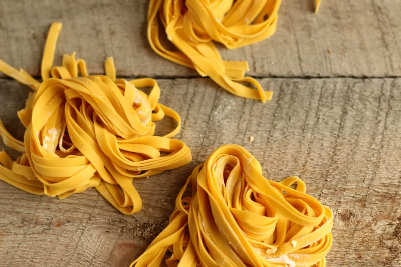 handmade noodles recipe pasta recipe the prairie homestead 8642