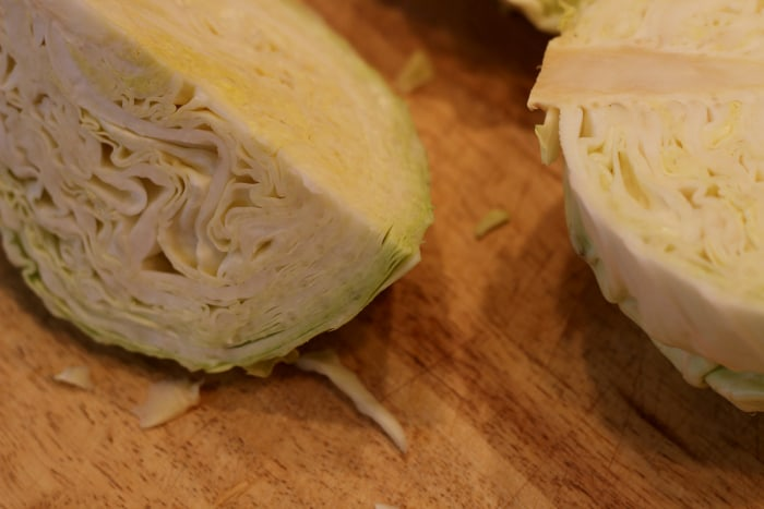 How to make homemade sauerkraut