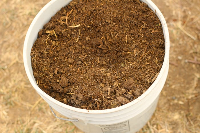 how to make potting soil