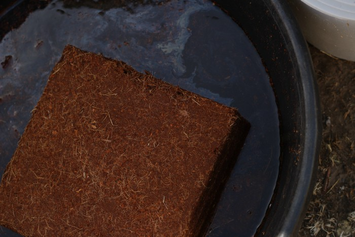 homemade potting soil recipe