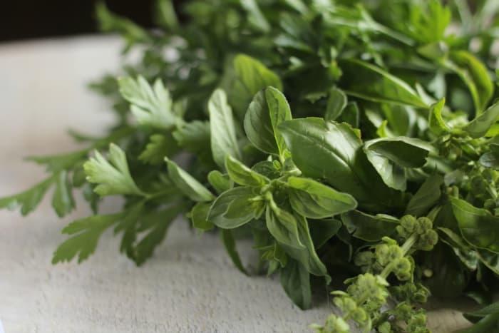 homemade herb salt recipe