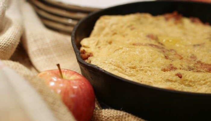 Apple Puff Pancake Recipe