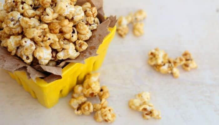 Honey Caramel Corn Recipe