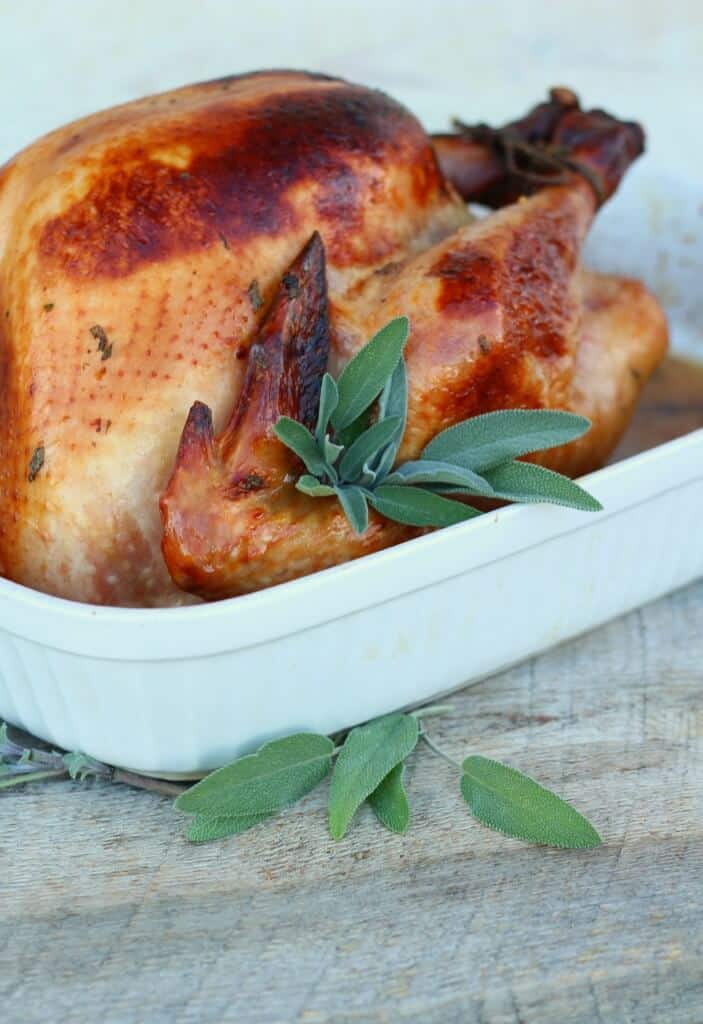 Learn to Cook a Pastured Turkey #Turkey | The Prairie Homestead