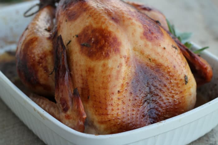 how to roast a pastured turkey