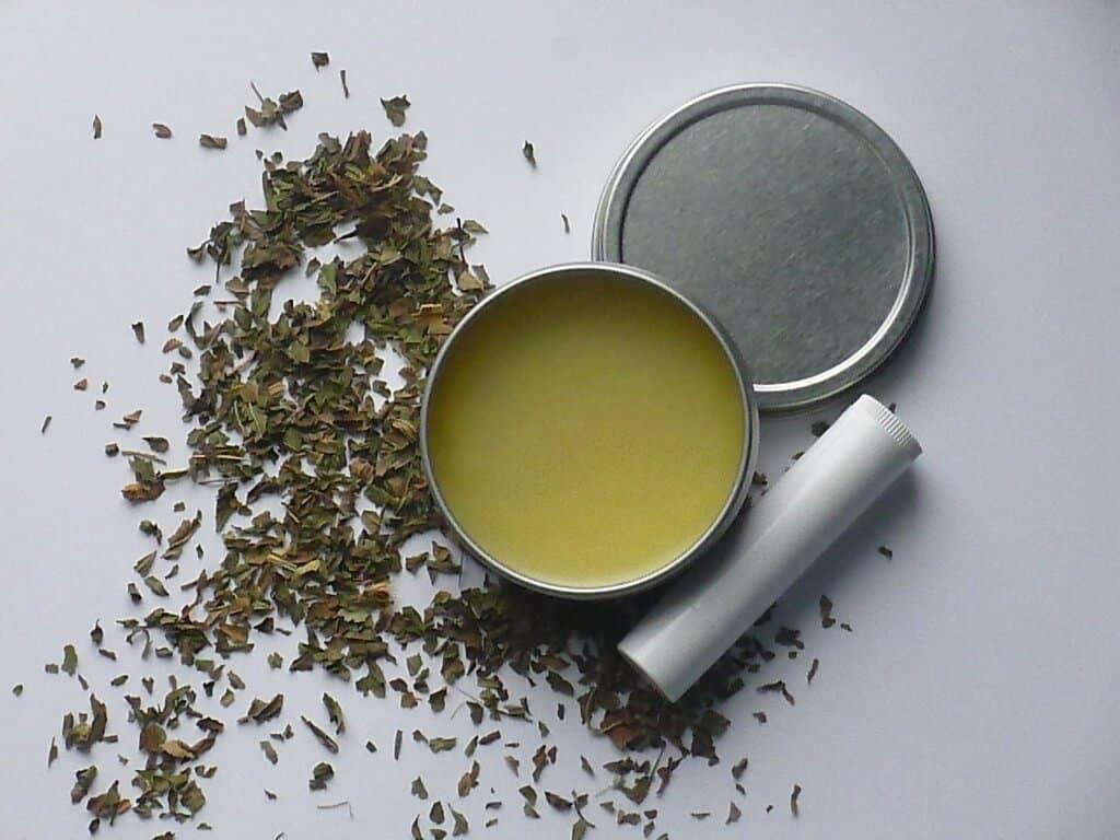 Honey Mint Lip Balm Recipe • The