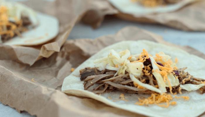 Cumin Spiced Pork Tacos Recipe