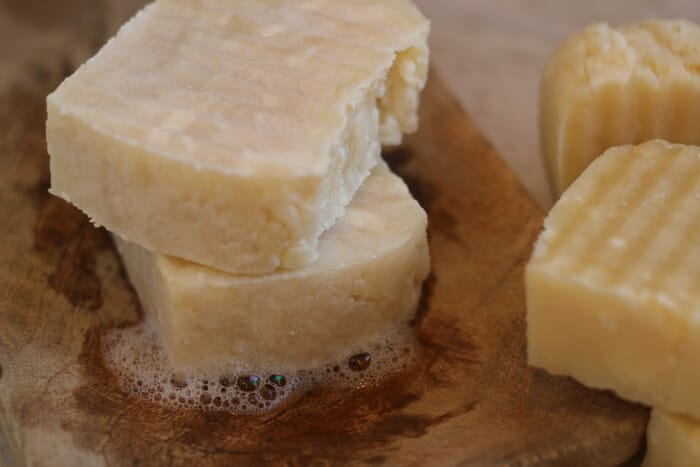 pure tallow soap recipe