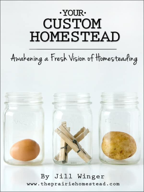 Your custom homestead the prairie homestead for How to start homesteading today