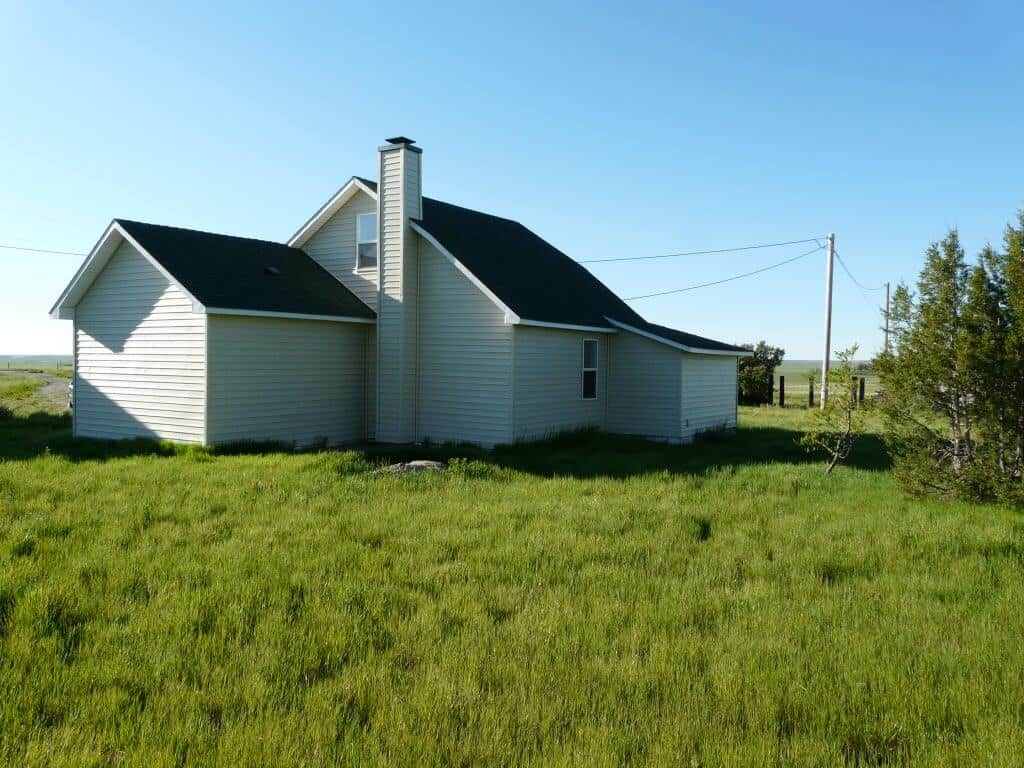 The Story of Our Prairie House • The Prairie Homestead on