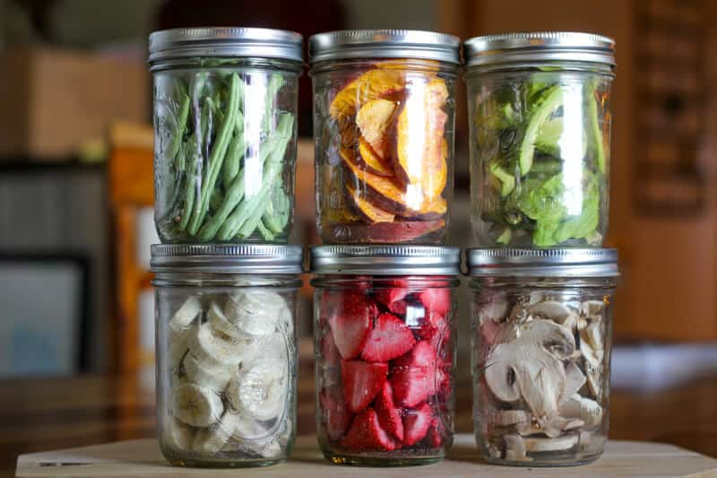 Freeze Dried Food At Home The Prairie Homestead