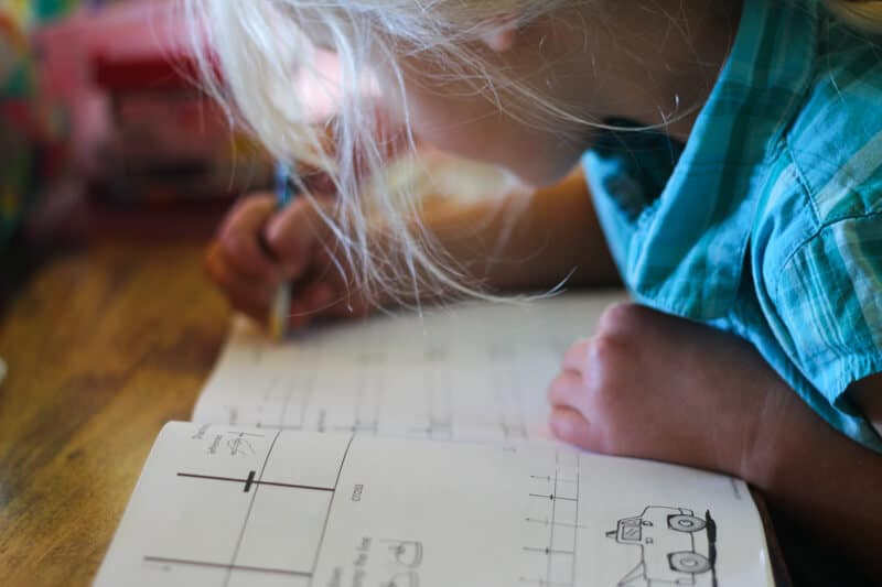 first grade homeschool curriculum for homesteaders
