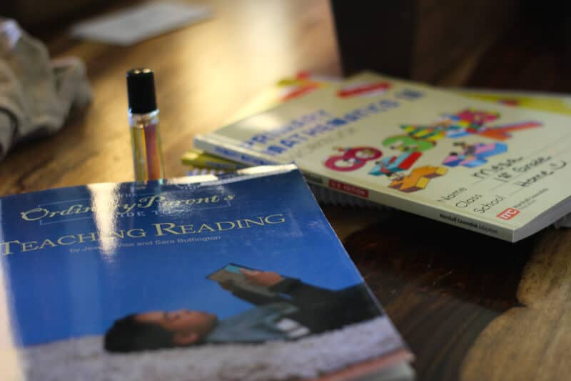 reading curriculum for homeschool first grade