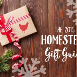 2016 Homestead Gift Guide