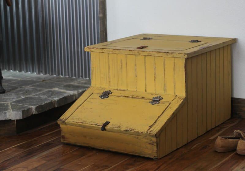antique tinder box