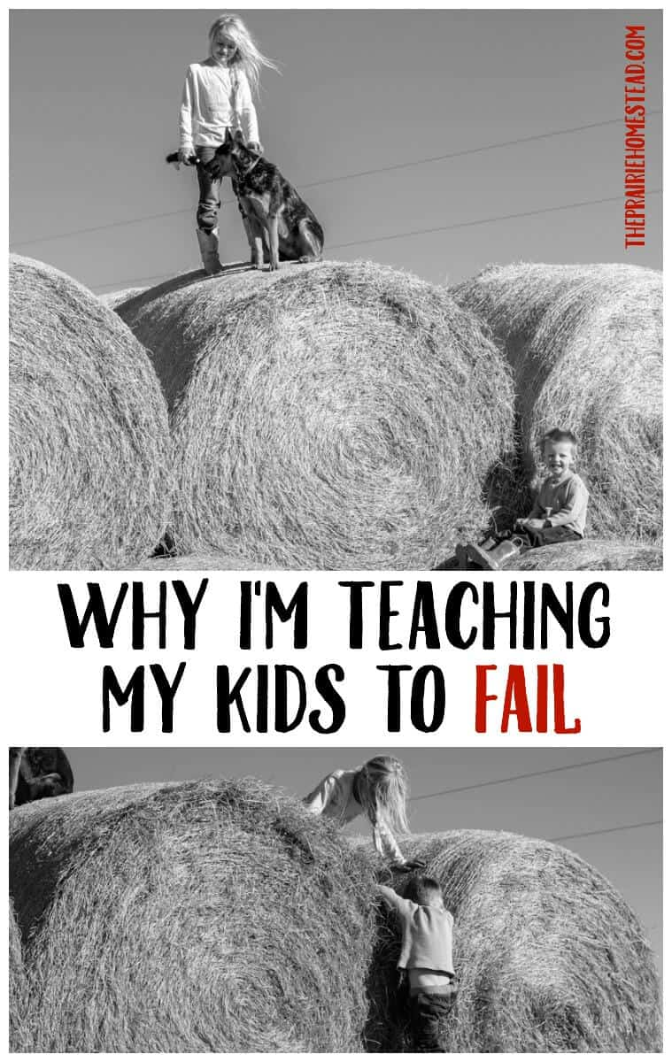 teaching-to-fail