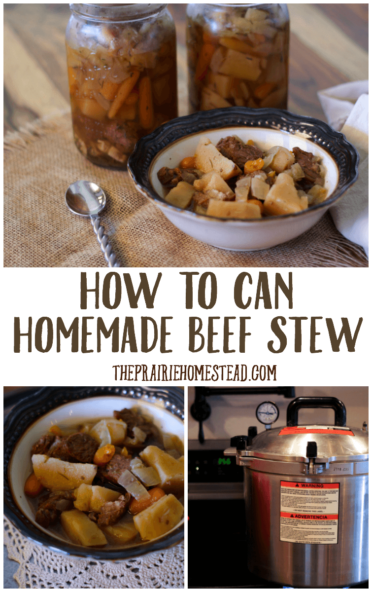 how to can beef stew