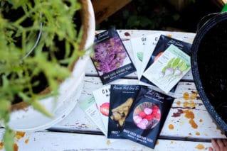 heirloom garden seeds