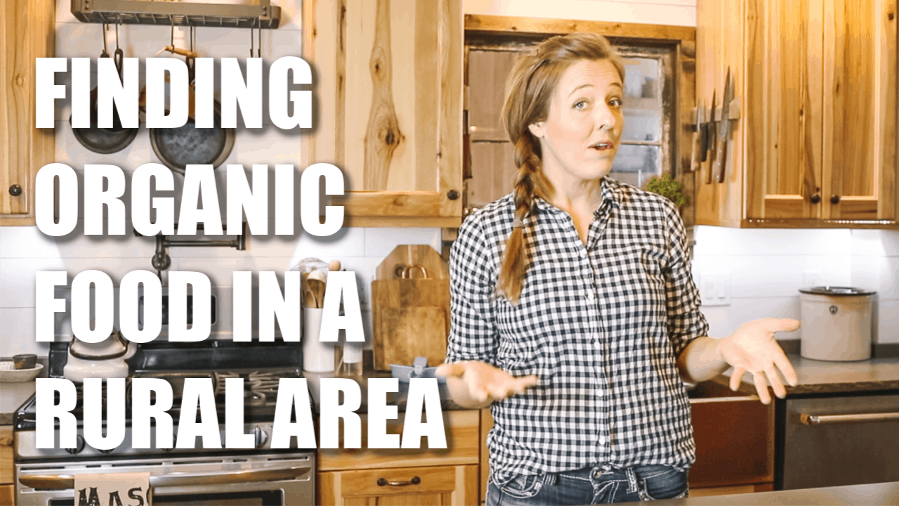 How to Find Organic Food in a Rural Area