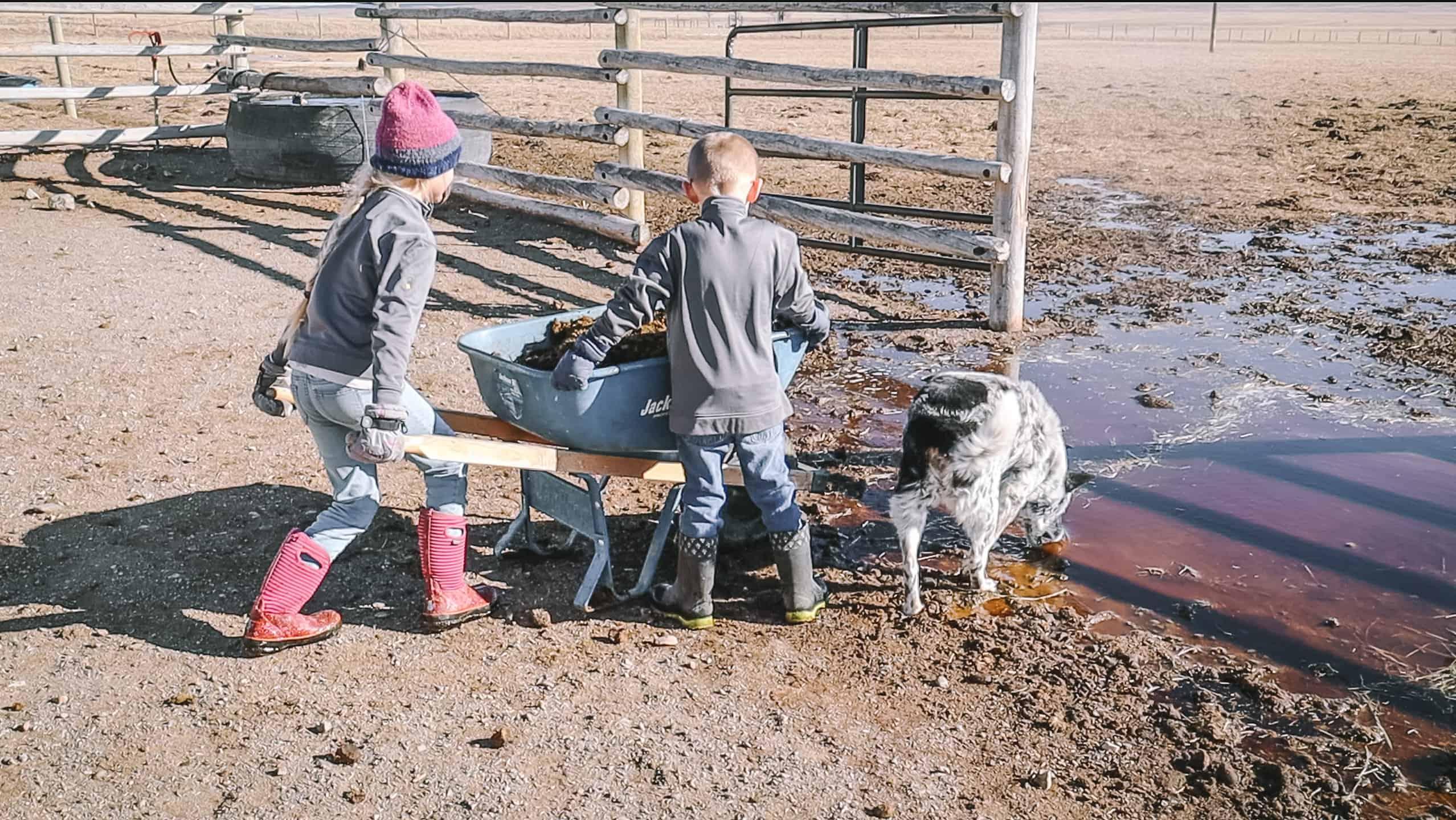 raising old-fashioned kids