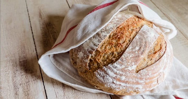 best beginner sourdough bread recipe