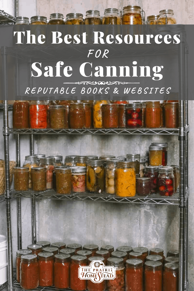 The Best Resources for Safe Canning