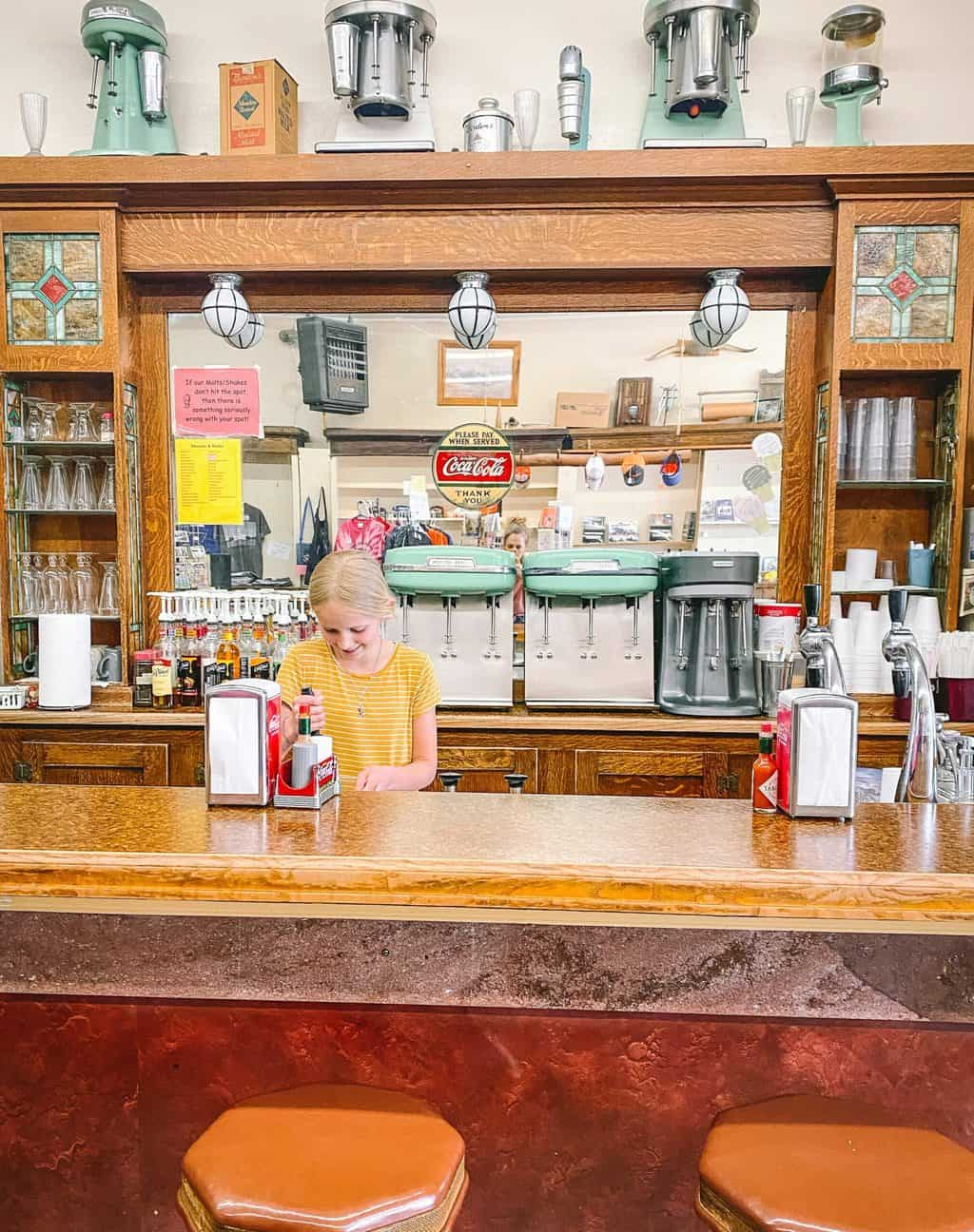 Cultivating Community (Buying a Soda Fountain)