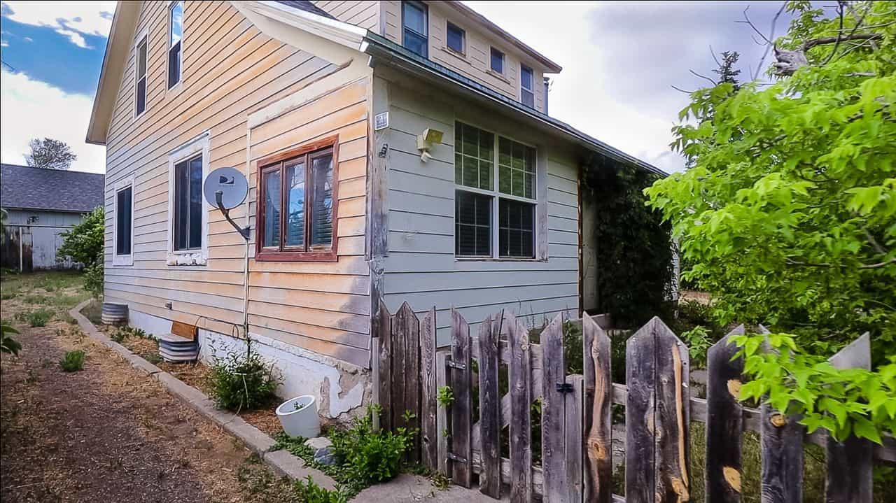 Cultivating Community (Buying a fixer-upper in town)