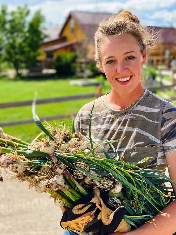Managing Garden Harvest